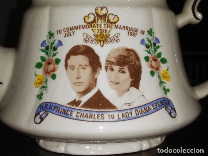 Antigüedades: Tetera - Cup teapot Price & Kensington. Made in England - Foto 3 - 188501025