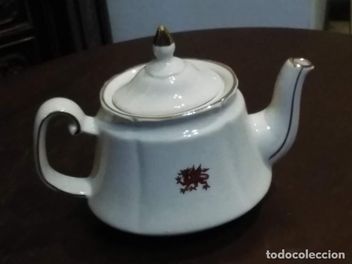 Antigüedades: Tetera - Cup teapot Price & Kensington. Made in England - Foto 6 - 188501025