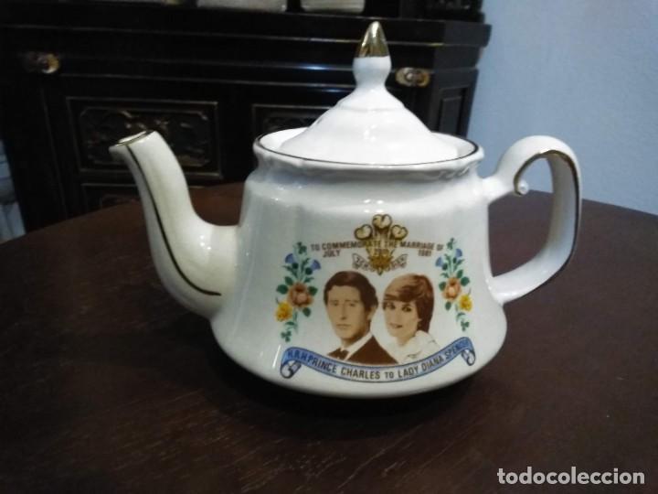 TETERA - CUP TEAPOT PRICE & KENSINGTON. MADE IN ENGLAND (Antigüedades - Porcelanas y Cerámicas - Inglesa, Bristol y Otros)