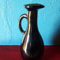 Antigüedades: JARRA DE CRISTAL. Lote 237845455