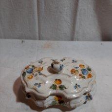 Antigüedades: ESPECIERO TALAVERA SERIE ALCOREÑA. Lote 237883125