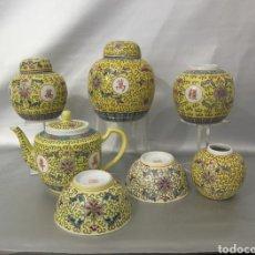 Antigüedades: PORCELANA CHINA. Lote 237993125