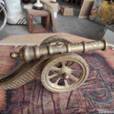 Antigüedades: INTERESANTE CAÑON DE BRONCE. Lote 238023630