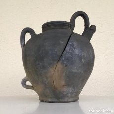 Oggetti Antichi: POAL CERÁMICA NEGRA. Lote 238068765