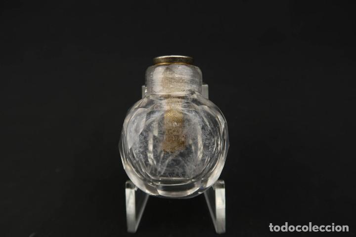 ANTIGUO FRASCO DE CRISTAL (Antigüedades - Cristal y Vidrio - Otros)