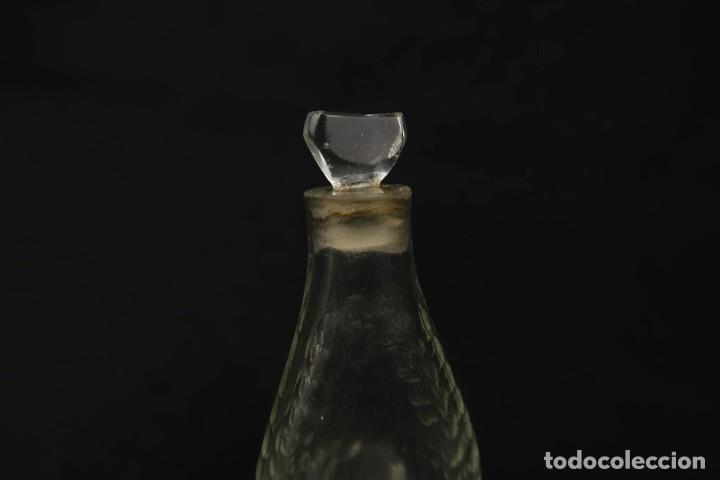 Antigüedades: Antiguo Frasco de Cristal Siglo XVII-XIX - Foto 3 - 238109285