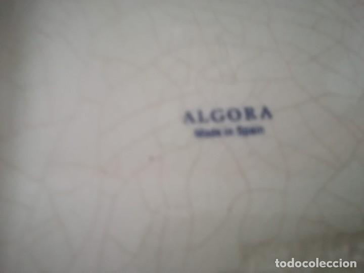 Antigüedades: CENICERO PORCELANA ALGORA - PUBLICIDAD ARTES GRAFICAS - Foto 5 - 238315010