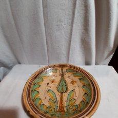 Antigüedades: CUENCO TALAVERA-PUENTE. Lote 238382965