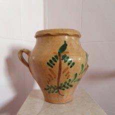 Antigüedades: ANTIGUA ORZA DE LUCENA (CORDOBA) POR FAVOR LEER DESCRIPCIÓN. Lote 238432595