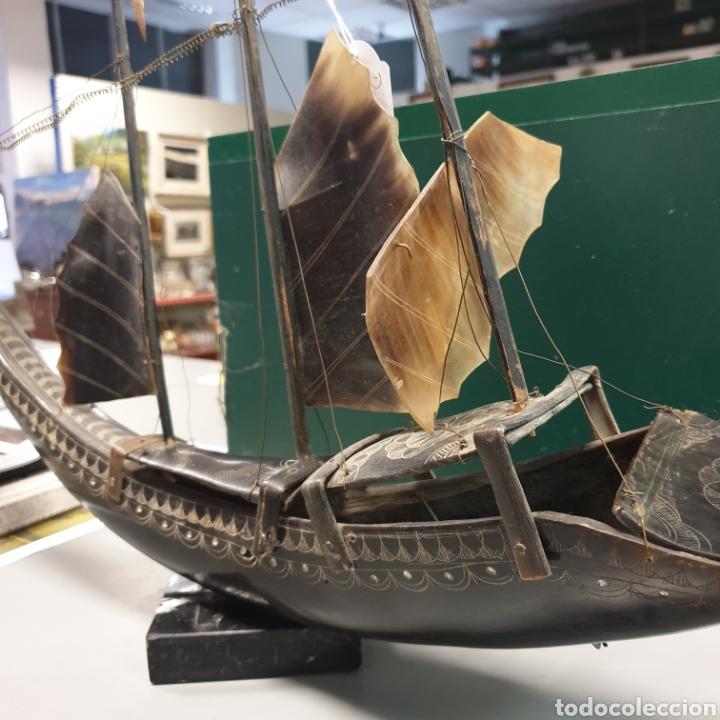 Antigüedades: Barco de Vela - Foto 3 - 238437500