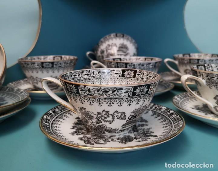 Antigüedades: Juego Café Santa Clara - Foto 2 - 238457060