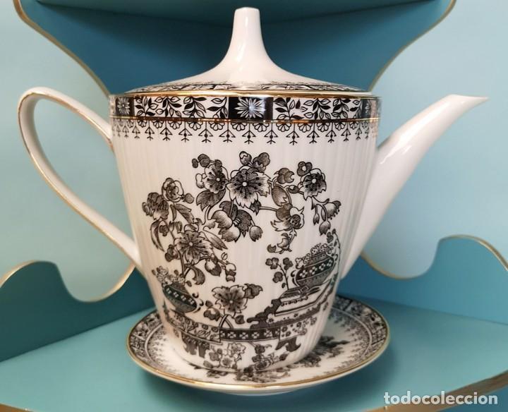 Antigüedades: Juego Café Santa Clara - Foto 3 - 238457060
