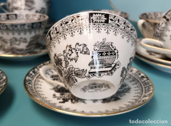Antigüedades: Juego Café Santa Clara - Foto 8 - 238457060