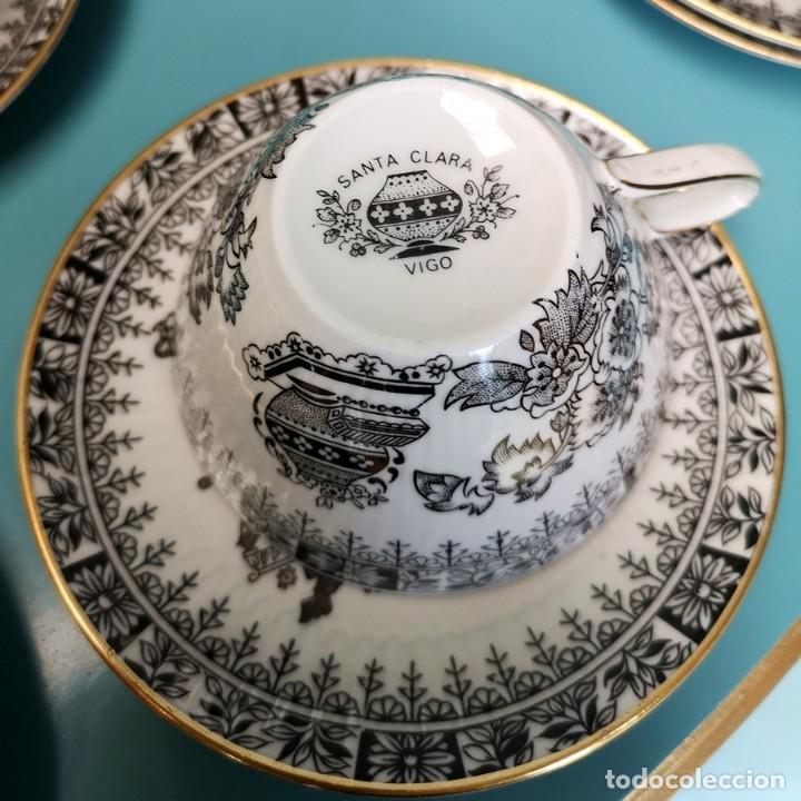 Antigüedades: Juego Café Santa Clara - Foto 9 - 238457060