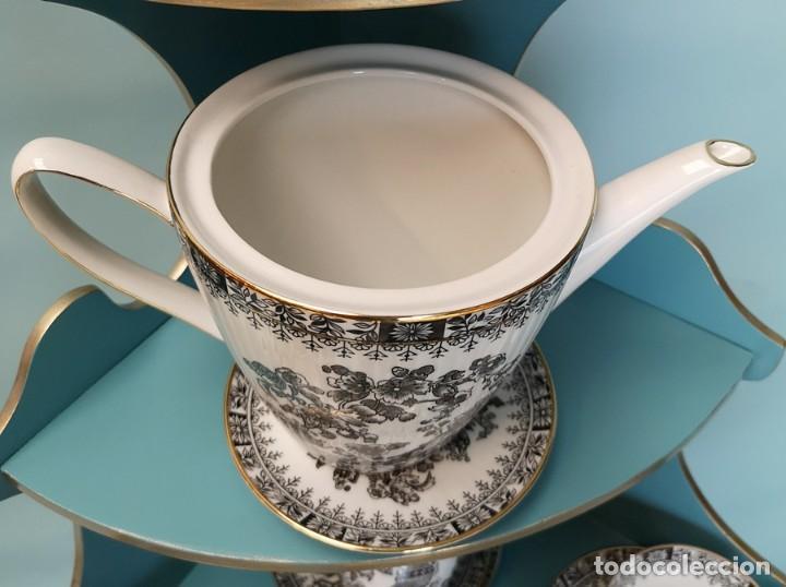 Antigüedades: Juego Café Santa Clara - Foto 10 - 238457060