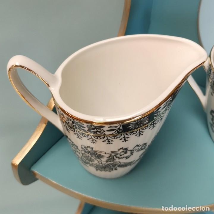 Antigüedades: Juego Café Santa Clara - Foto 11 - 238457060