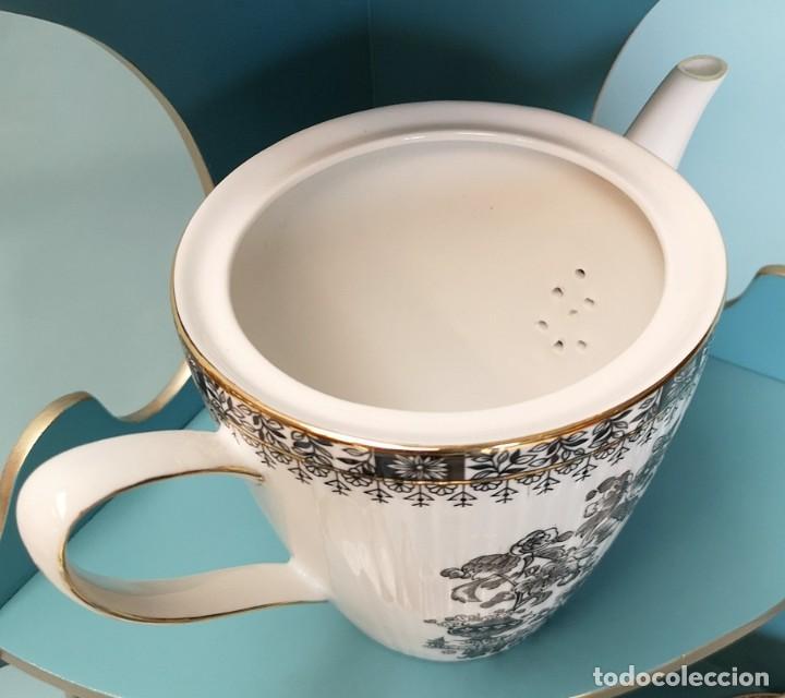 Antigüedades: Juego Café Santa Clara - Foto 12 - 238457060