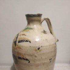 Antigüedades: ALCUZA ACEITERA DE PUENTE DEL ARZOBISPO (TOLEDO). Lote 238542910