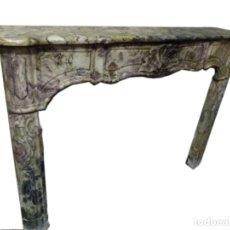 Antigüedades: CHIMENEA LUOIS XV SIGLO XVIII. Lote 238563705