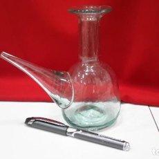 Antigüedades: PORRON EN CRISTAL SOPLADO. Lote 238670765