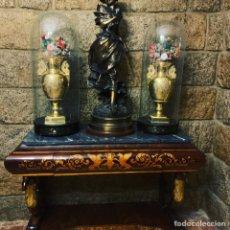 Antigüedades: CONSOLA FERNANDINA DE PP.DEL SIGLO XIX. Lote 238709735