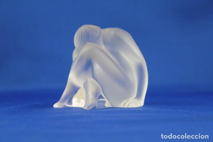 Antigüedades: Figura estilo Rene Lalique - Foto 4 - 207250046