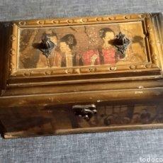 Antigüedades: CAJA ORIENTAL ,MUY ANTIGUA. Lote 238745830
