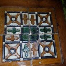 Oggetti Antichi: AZULEJOS DE CERÁMICA SIGLO XVI-XVII. Lote 238794070