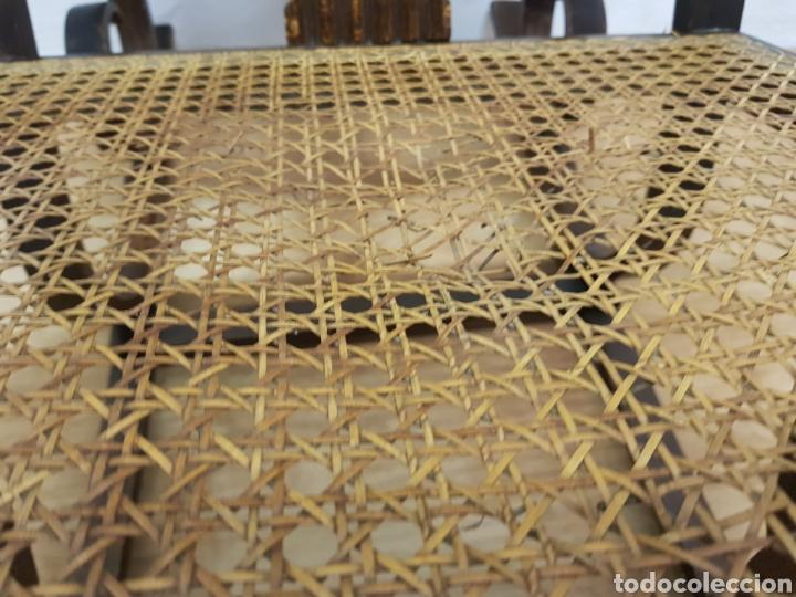 Antigüedades: Mecedora , tipo Tonet antigua - Foto 3 - 238801690