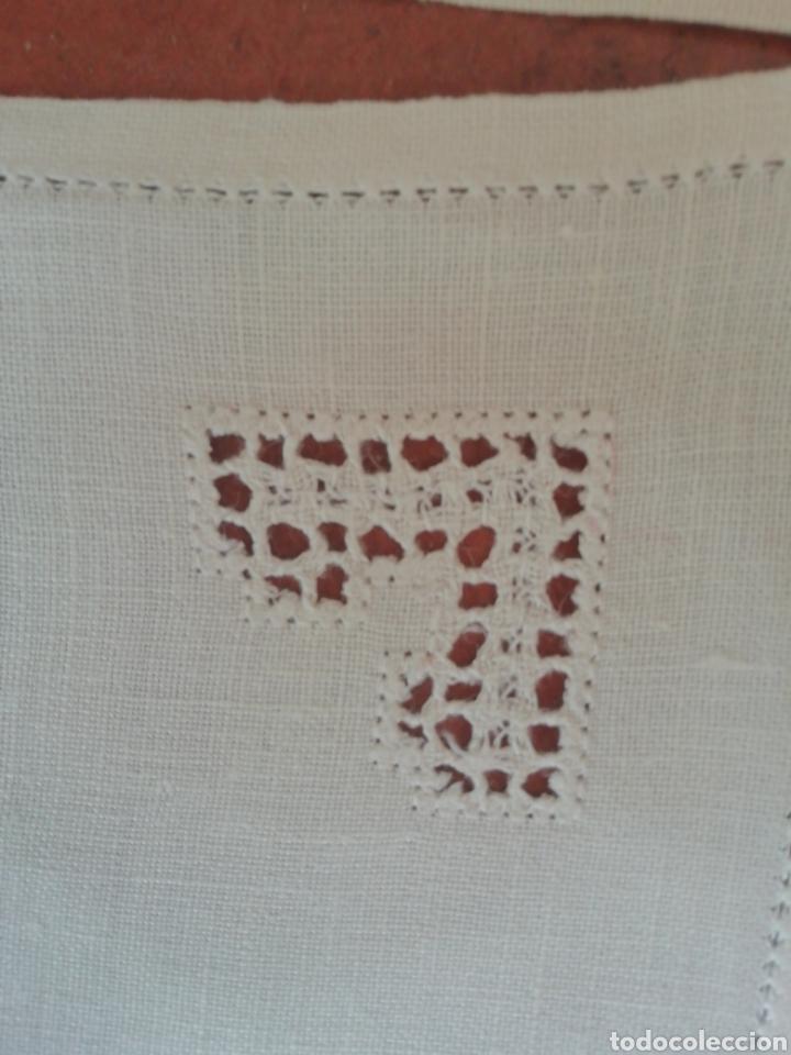 Antigüedades: Servilletas de hilo - Foto 3 - 239374260
