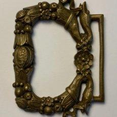 Antigüedades: HEBILLA ESTILO IMPERIO (S.XIX). Lote 239441635