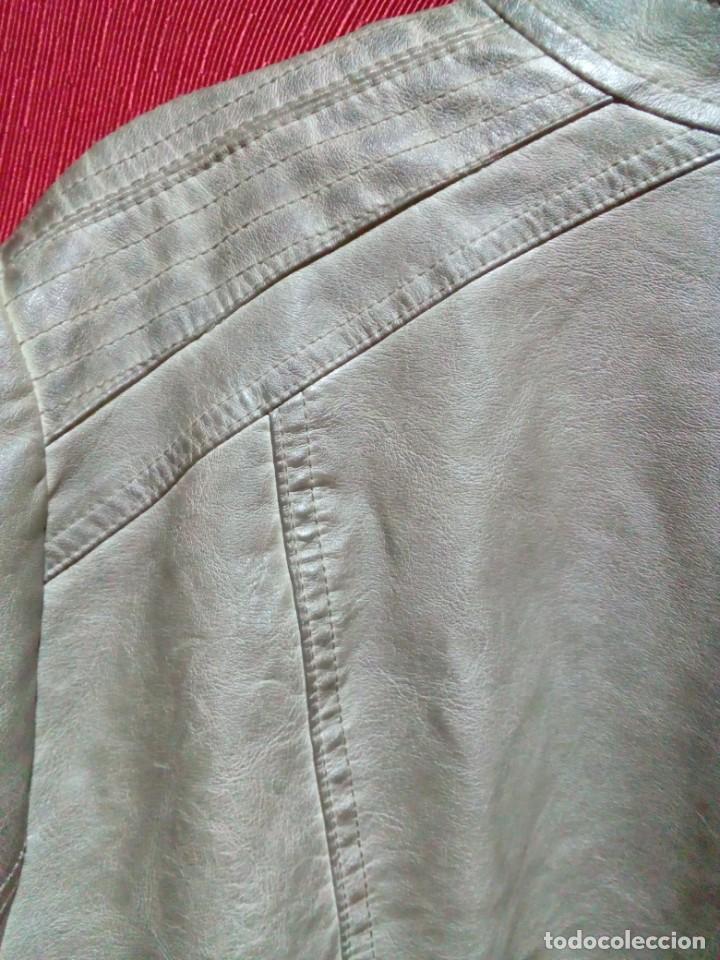 Antigüedades: chaqueta nueva de piel marca CANDA - Foto 4 - 239481590
