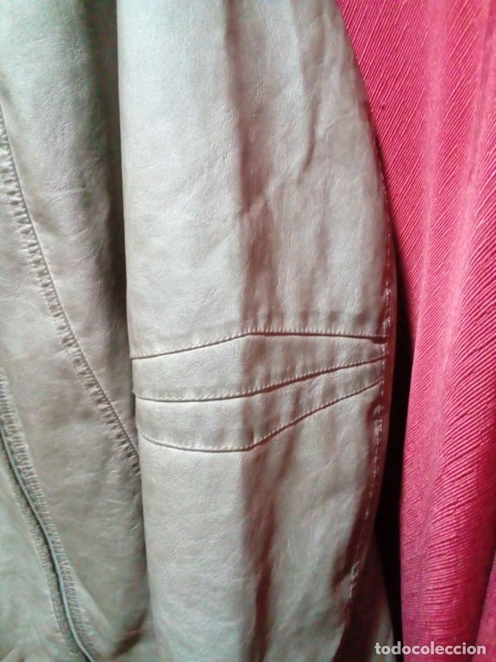Antigüedades: chaqueta nueva de piel marca CANDA - Foto 5 - 239481590