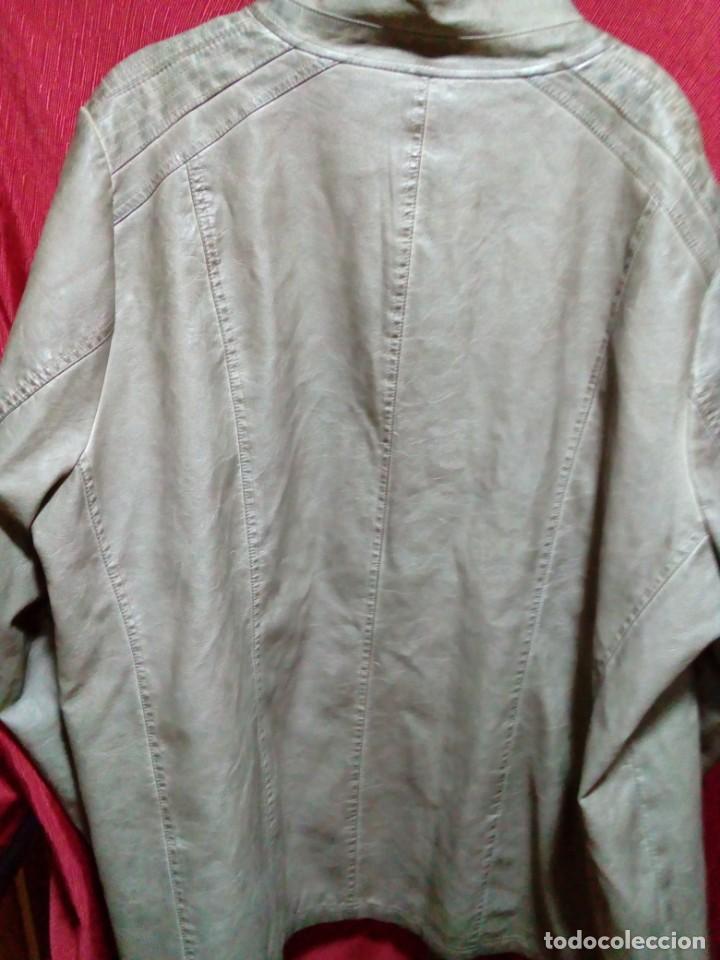 Antigüedades: chaqueta nueva de piel marca CANDA - Foto 6 - 239481590
