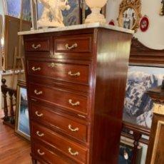 Antigüedades: PRECIOSO SIFONIER-BOUREAU. Lote 239494950