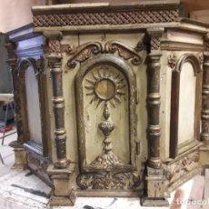 Antigüedades: SAGRARIO BARROCO. Lote 239554880