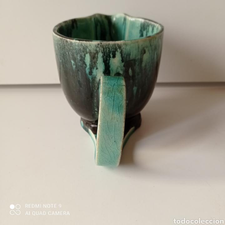 Antigüedades: Tasa de leche - Foto 4 - 239570865