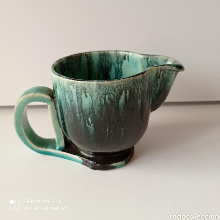 TASA DE LECHE (Antigüedades - Porcelanas y Cerámicas - Otras)