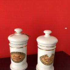 Antiquités: BOTES DE FARMACIA. Lote 239580855
