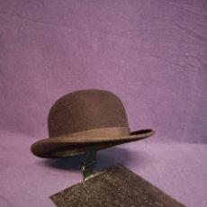Antigüedades: SOMBRERO BOMBIN INGLES. Lote 239581365