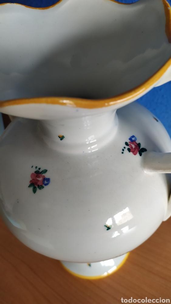 Antigüedades: Antiguo jarrón de cerámica. - Foto 14 - 262512670