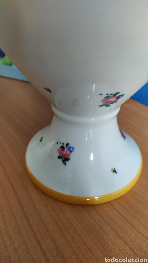 Antigüedades: Antiguo jarrón de cerámica. - Foto 15 - 262512670