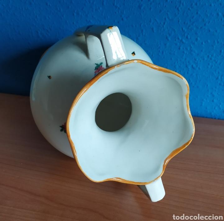 Antigüedades: Antiguo jarrón de cerámica. - Foto 12 - 262512670