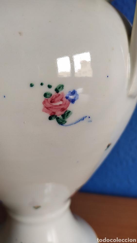 Antigüedades: Antiguo jarrón de cerámica. - Foto 16 - 262512670