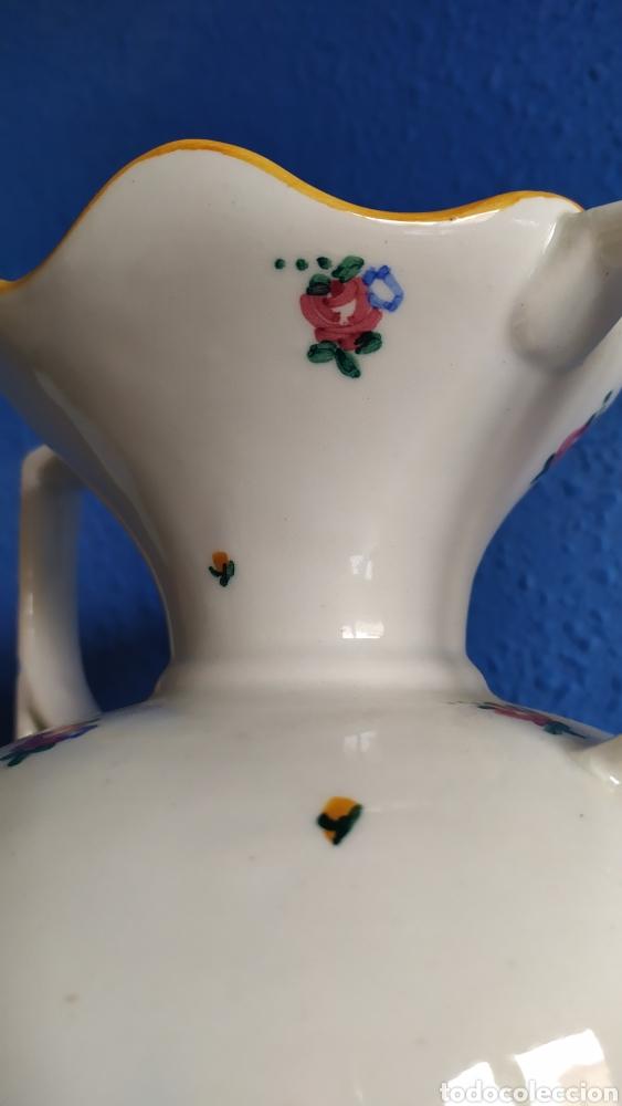 Antigüedades: Antiguo jarrón de cerámica. - Foto 17 - 262512670
