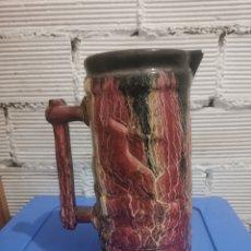 Antigüedades: ANTIGUA JARRA DE CERÁMICA. Lote 239730850