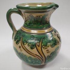 Antigüedades: JARRA ANTIGUA PUENTE DEL ARZOBISPO AÑOS 70. Lote 239967590