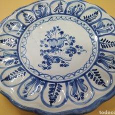Antigüedades: PLATO DE CERÁMICA DE TALAVERA #2. Lote 239983365