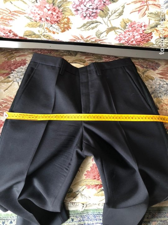 Antigüedades: Traje chaqueta esmoquin cadete - Foto 8 - 217572966