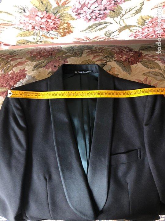 Antigüedades: Traje chaqueta esmoquin cadete - Foto 9 - 217572966